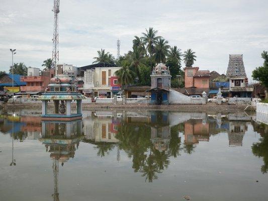 Shani Temple Thirunallar