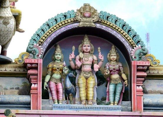 Arul Mihu Navasakthi Vinayagar Temple அருள்மிகு நவசக்தி விநாயகர் ஆலயம்