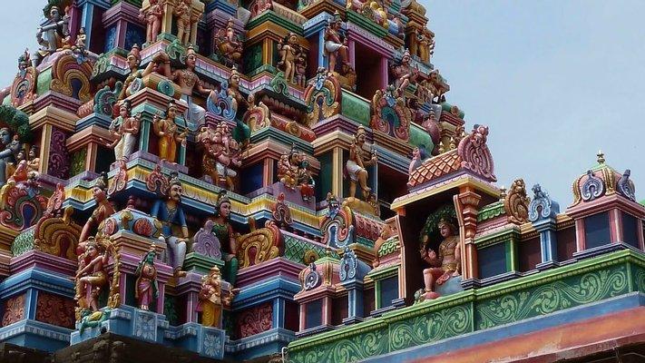 Arulmigu Eachanari Vinayagar Temple