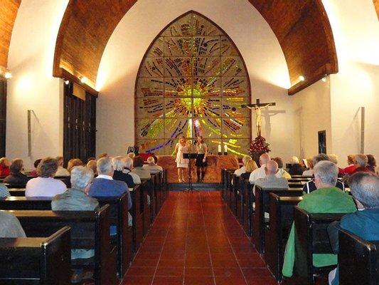 Templo Ecumenico el Salvador