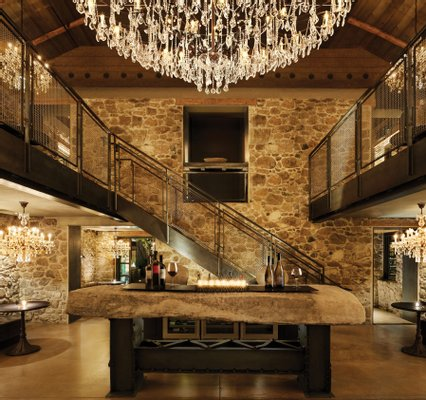 RH Yountville Wine Vault