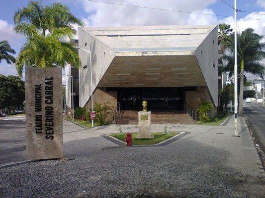 Teatro Municipal Severino Cabral