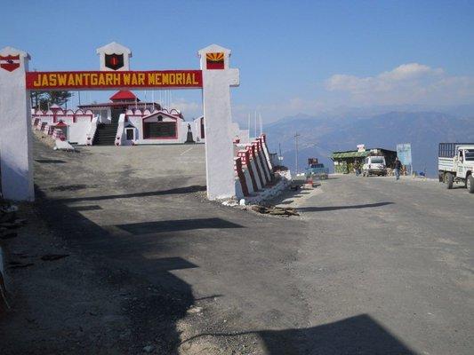 Jaswant Garh War Memorial