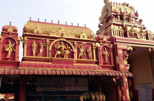 Shree Durgaparameshwari Temple Kateel
