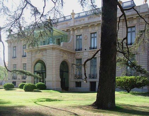 Palacio Ferreyra Museo Superior de Bellas Artes Evita