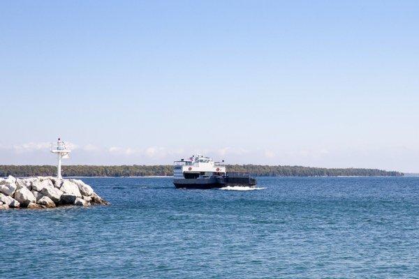 Washington Island Ferry Line