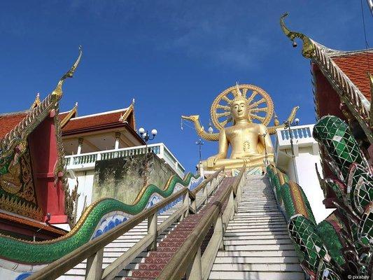 Wat Phra Yai Ko Fan
