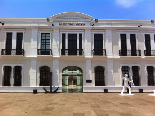 Mexico Naval Museum