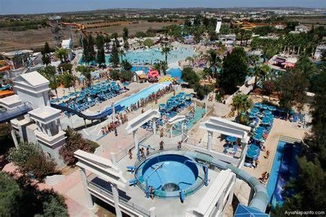 WaterWorld Themed Waterpark Ayia Napa