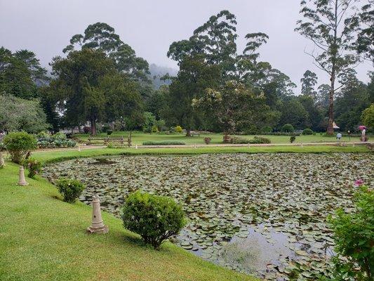 Victoria Park, Nuwara Eliya.