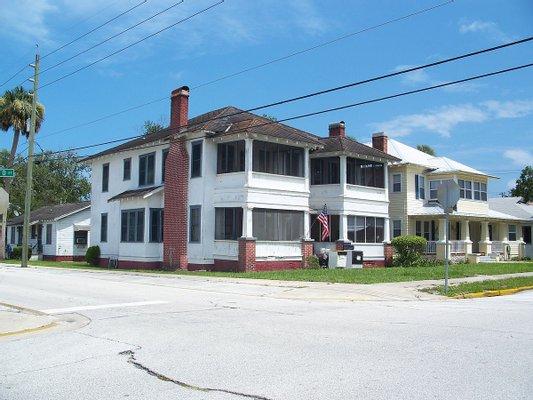 New Smyrna Beach Historic District