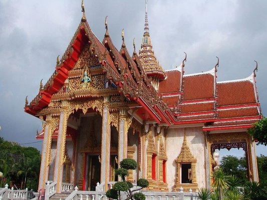 Wat Chalong (Chaithararam)