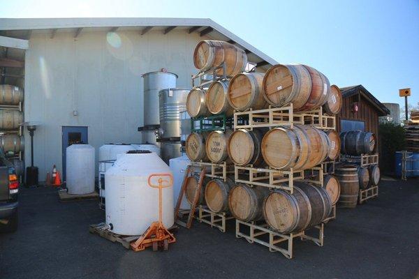 Judd's Hill Winery & MicroCrush