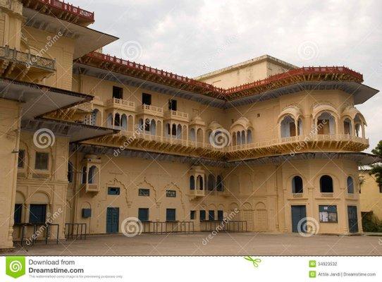Alwar City Palace Vinay Villas Palace