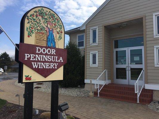 Door Peninsula Winery