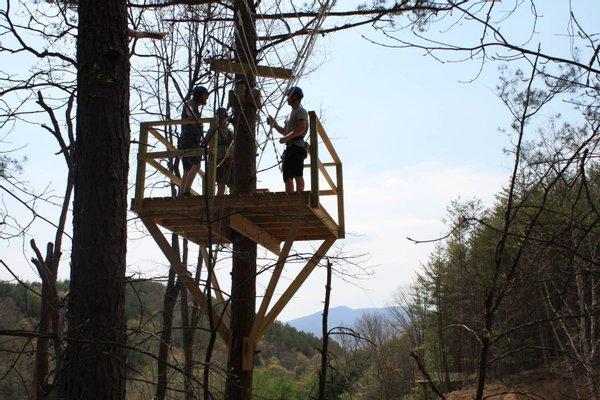 Blue Ridge Canopy Adventure