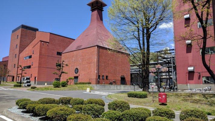 Nikka Whisky Sendai Factory