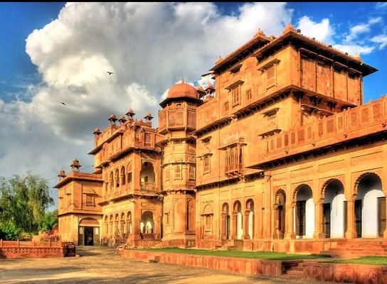 Junagarh Fort, Bikaner.