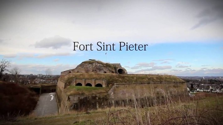 Fort Sint Pieter Maastricht Underground