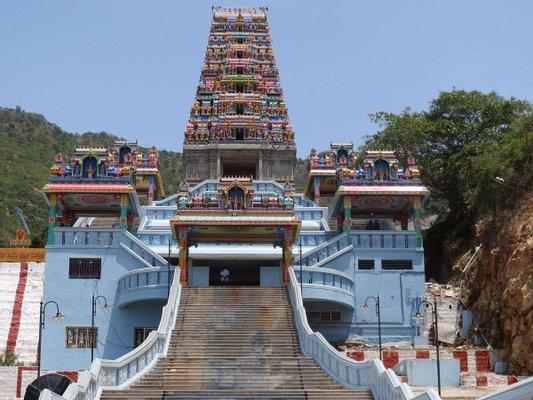 Arulmigu Subramanya Swami Temple, Maruthamalai