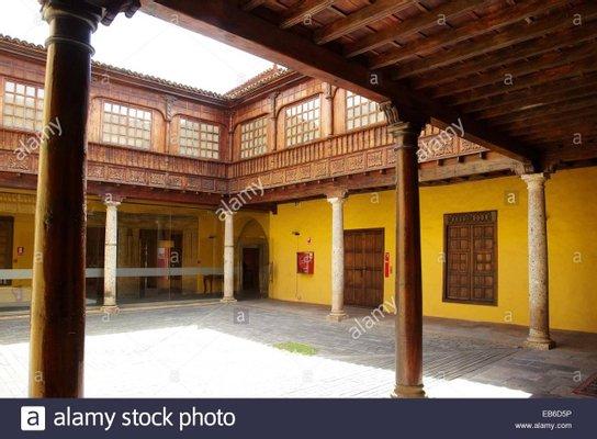 Museo de Historia y Antropología de Tenerife. Sede Casa Lercaro