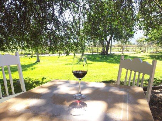 Emiliana organic winery.