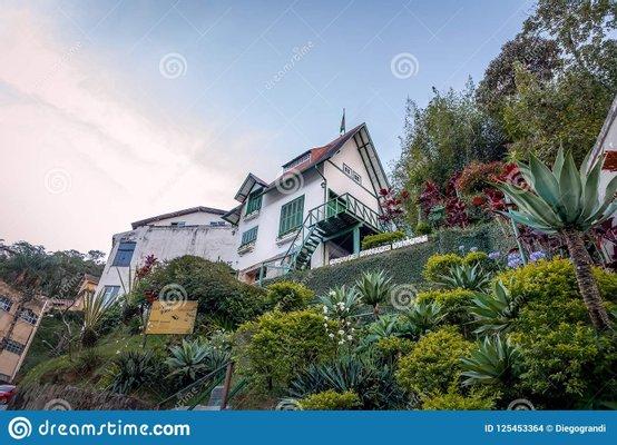 Santos Dumont's House