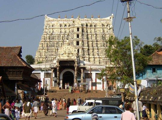 Sree Padmanabhaswamy Temple