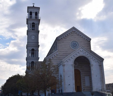 Cathedral of Saint Mother Teresa