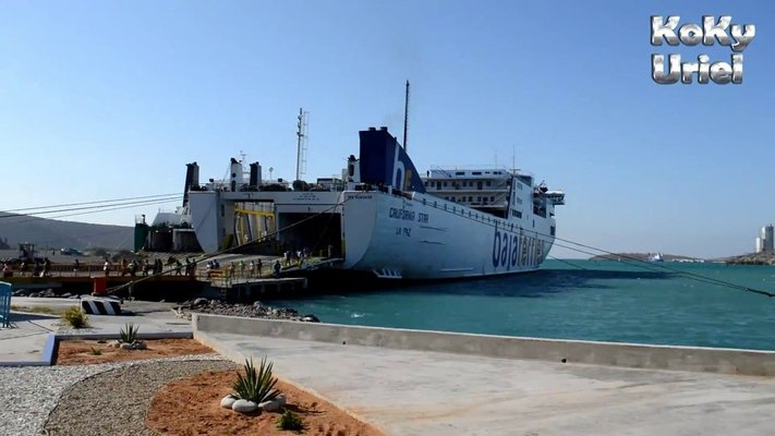 Baja Ferries Pichilingue