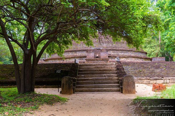 Menikdena Archeological Reserve and Arboretum   මැණික්දෙන පුරාවිද්යා රක්ෂිතය සහ වෘක්ෂෝද්යානය