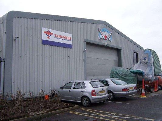 Tangmere Military & Aviation Museum Trust