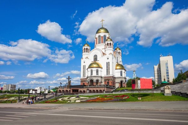 Church on Blood in Honour of All Saints Resplendent in the Russian Land
