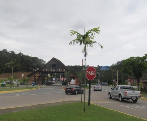 Central de Atendimento ao Turista (CAT) Morro da Boa Vista