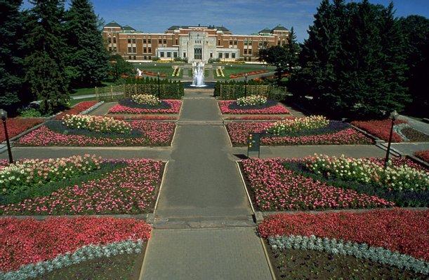 de Bayonne Botanical Garden
