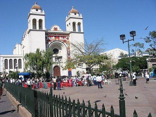 Cathedral Basilica of the Holy Saviour, San Salvador de Jujuy