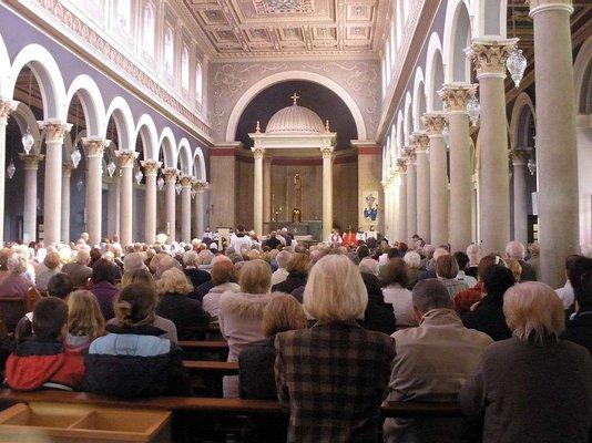 Basilica of St. Pius X