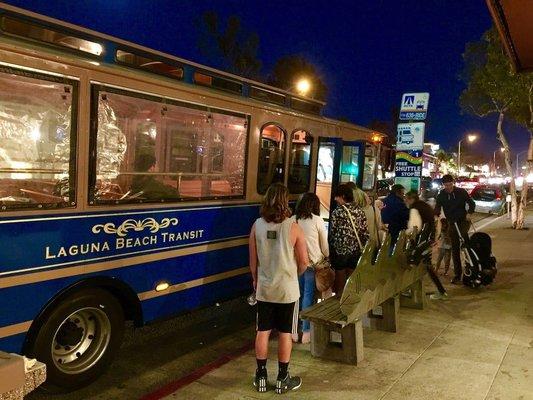 Laguna Beach Transit
