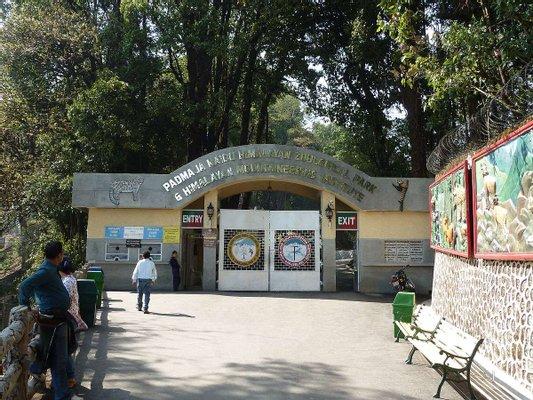 Padmaja Naidu Himalayan Zoological Park & Himalayan Mountaineering Institute