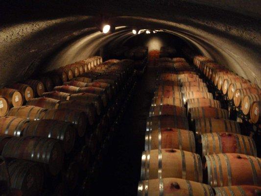 Del Dotto Historic Winery & Caves