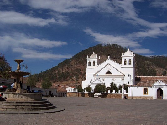 Monastery de La Recoleta