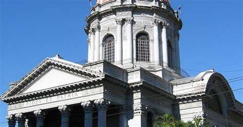 Panteón Nacional de los Héroes y Oratorio de la Virgen de Asunción