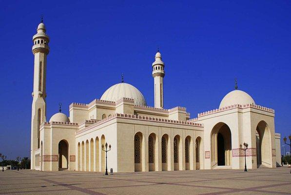 Al Fateh Grand Mosque