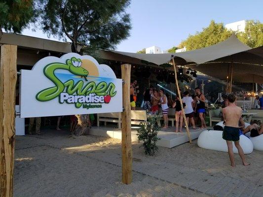 Super Paradise Beach Club
