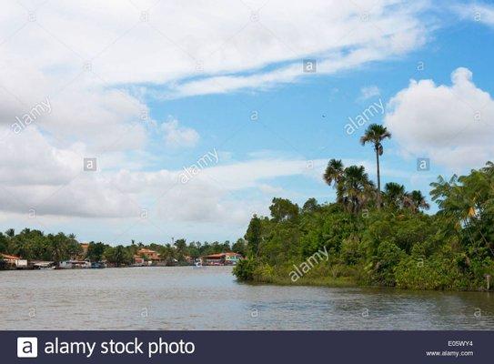 Preguiças River