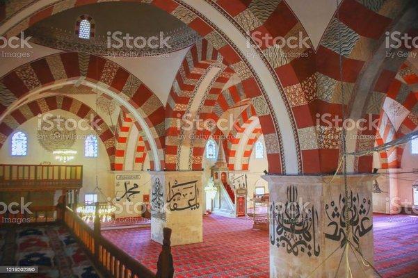 Burmese (Three Balconies) Mosque