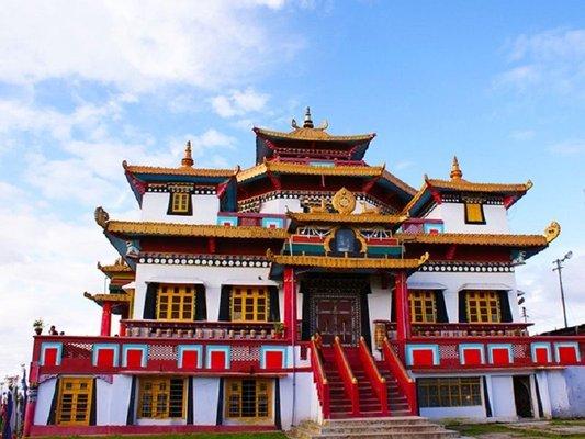 Zang Dhok Palri Monastery/Durpin Monastery