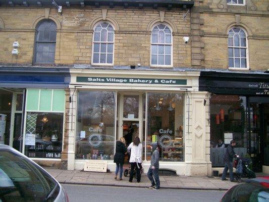 Salts Village Bakery Ltd