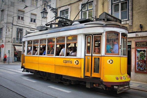Estrela At Lisbon - Tram 28