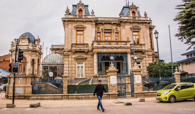 Palacio Sara Braun / Club de la Unión